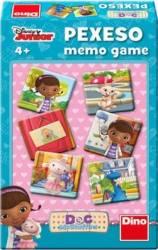 Jucarie educativa Dino Toys Doc McStuffins - Memo Game Jucarii Interactive