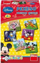 Jucarie educativa Dino Toys Mickey Mouse Club House - Memo Game Jucarii Interactive