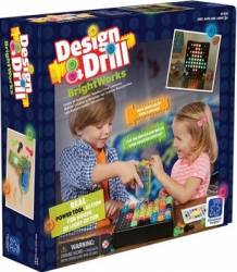Jucarie educativa Educational Insights Design and Drill - Bright Works Jucarii Interactive