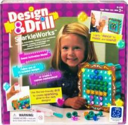 Jucarie educativa Educational Insights Design and Drill - Sparkle Works Jucarii Interactive
