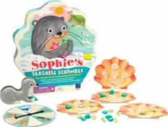Jucarie educativa Educational Insights Sophies Seashell Scramble Jucarii Interactive