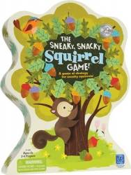 Jucarie educativa Educational Insights The Sneaky Snacky Squirrel Game Jucarii Interactive