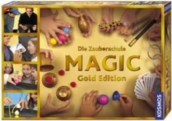 Jucarie educativa Kosmos School of Magic - Gold Edition Jucarii Interactive