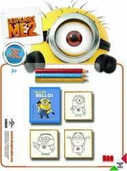 Jucarie educativa Multiprint Minions Stamps Jucarii Interactive