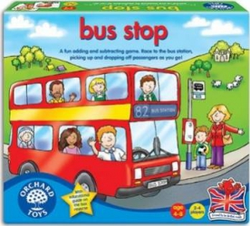 Jucarie educativa Orchard Toys Bus Stop jucarii interactive