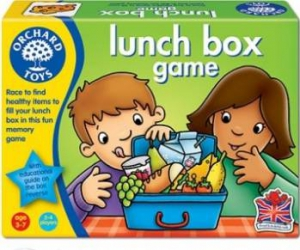 Jucarie educativa Orchard Toys Lunch Box Game Jucarii Interactive