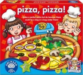 Jucarie educativa Orchard Toys Pizza Pizza Jucarii Interactive