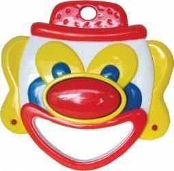 Jucarie muzicala electronica Primii Pasi, Clown Jucarii Bebelusi