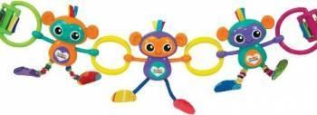 Jucarie pentru carucior Monkey Links Accesorii transport