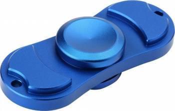 Jucarie Antistres Star Fidget Spinner Metalic Blue Jucarii antistres