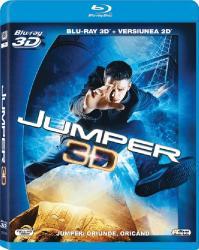 Jumper BluRay 3D 2008 Filme BluRay 3D