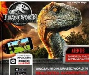 Jurassic World. Un regat in ruina