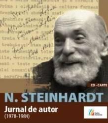 Jurnal de autor - N. Steinhardt + CD