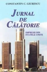 Jurnal de calatorie - Constatin C. Giurescu