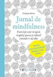 Jurnal de mindfulness - Corinne Sweet Carti