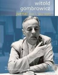 Jurnal vol. 1 1953-1956 - Witold Gombrowicz Carti