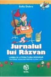 Jurnalul lui Razvan Limba si literatura romana - Material auxiliar cls 3 - Sofia Dobra