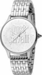 Ceas Dama Just Cavalli Argintiu Ceasuri de dama