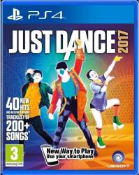 Just Dance 2017 - PS4 Jocuri