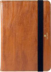 Husa Flip Just Must Vintage Universala Tableta 8 inch - 9 inch Brown Huse Tablete