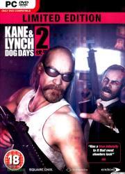 Kane Lynch 2 Dog Days Ltd Edition Pc