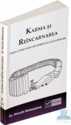 Karma si reincarnarea - Hiroshi Motoyama