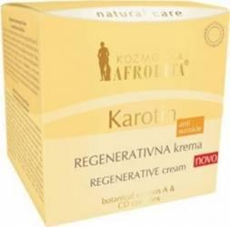 Crema de zi Cosmetica Afrodita Karotin 200ml Creme si demachiante