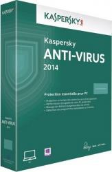 Kaspersky Anti-Virus 1PC 1AN Licenta Reinnoire Electronica