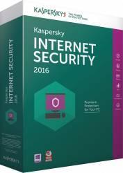 Kaspersky Internet Security 2016 5 PC 1 An