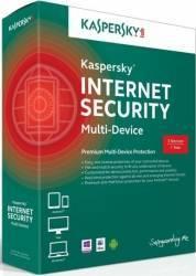 Kaspersky Internet Security Multi-Device European Edition 10PC 2Ani Licenta Reinnoire Electronica