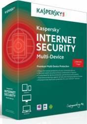 Kaspersky Internet Security Multi-Device European Edition 1PC 1An Licenta Noua Electronica Antivirus