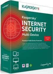 Kaspersky Internet Security Multi-Device European Edition 2PC 1An Licenta Reinnoire Electronica Antivirus
