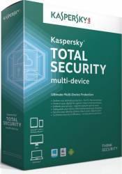 Kaspersky Total Security Multi-Device European Edition 1PC 1An Licenta Noua Electronica Antivirus