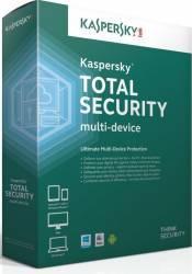 Kaspersky Total Security Multi-Device European Edition 5PC 2Ani Licenta Reinnoire Electronica Antivirus
