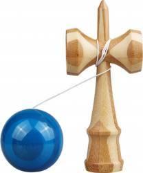 Kendama Bamboo Blue Kendama games