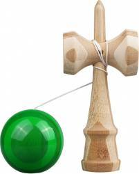 Kendama Bamboo Green Kendama games