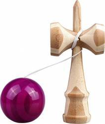 Kendama Bamboo Purple Kendama games