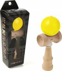 Kendama MomKi 40x48x60mm Galben Kendama games