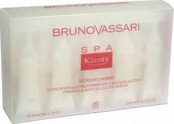 Crema anti-celulitica Bruno Vassari Kianty Serum Di Vino