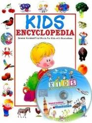 Kids Encyclopedia + Cd - Sanjeev Bhasin