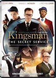 Kingsman The Secret Service DVD 2014 Filme DVD