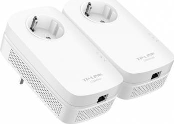 Kit Adaptor Powerline TP-LINK Gigabit TL-PA8010PKIT Adaptor Retea