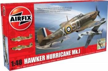 Kit constructie Airfix avion Hawker Hurricane Mk1 Jucarii Interactive