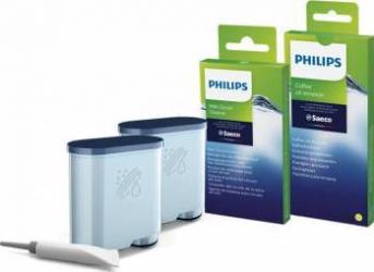 Kit de intretinere Philips echivalent CA670700 Accesorii Espressoare