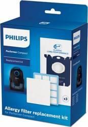 Kit de schimb Philips Performer Compact Saci de praf şi filtre de schimb Philips originale Accesorii Aspirator & Curatenie