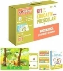 Kit educativ pentru prescolari Matematica si abilitati numerice