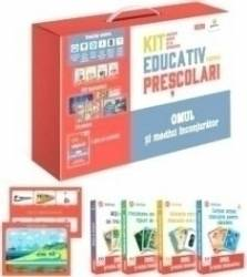 Kit educativ pentru prescolari Omul si mediul inconjurator