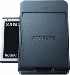Kit incarcator cu baterie Samsung Galaxy GC100 Alb