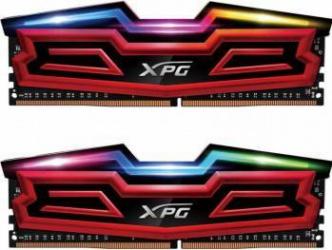 Kit Memorie ADATA XPG Spectrix D40 RGB 2x8GB DDR4 3000Mhz CL16 Memorii
