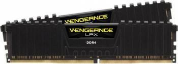 Kit Memorie Corsair Vengeance LPX 2x8GB DDR4 3000MHz CL17 Memorii